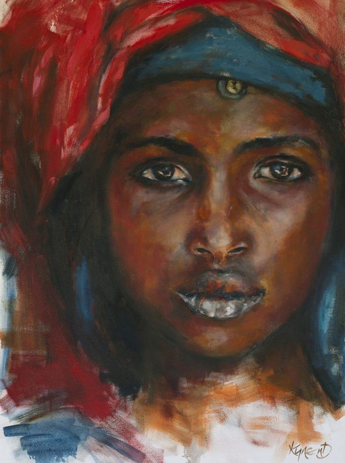Hausa Fulani Woman