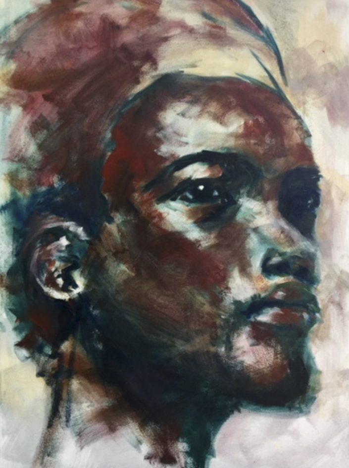 Sudanese Man