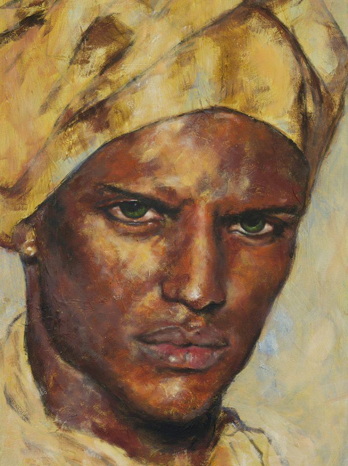 Nubian Nomad
